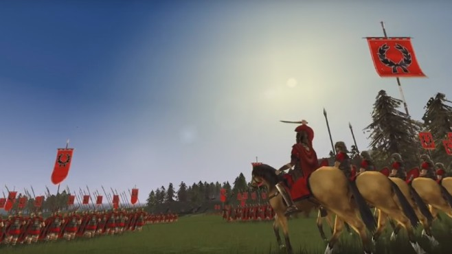 Rome – Total War iPad: Screenshot Trailer © Feral Interactive/Sega