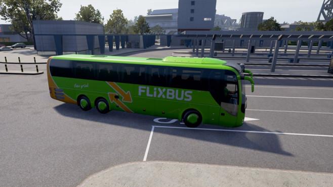 Fernbus Simulator ©Aerosoft