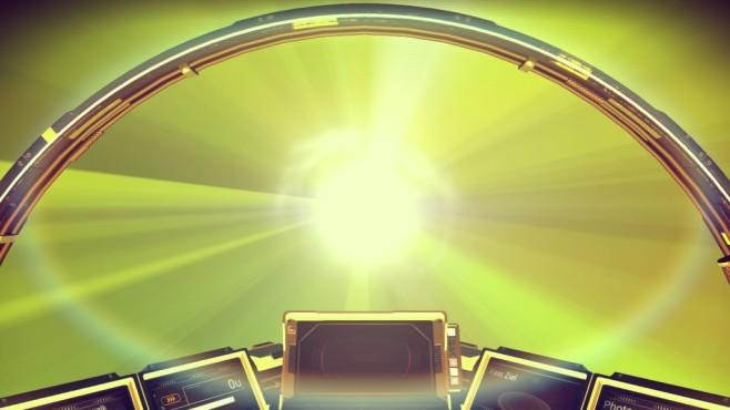 No Man's Sky: Tipps zum Hyperantrieb Nach 80-Mal warpen mit dem Hyperantrieb kriegen Sie eine Goldtrophäe. ©Hello Games/Sony