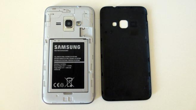 Samsung Galaxy J1 (2016) ©COMPUTER BILD