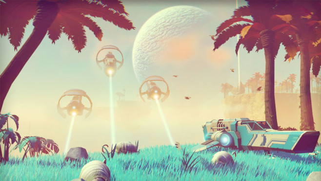 No Man's Sky: DLC © Hello Games