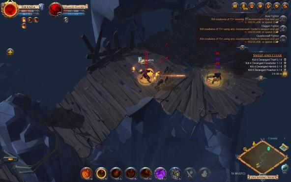 Dungeon Fight ©Sandbox Interactive