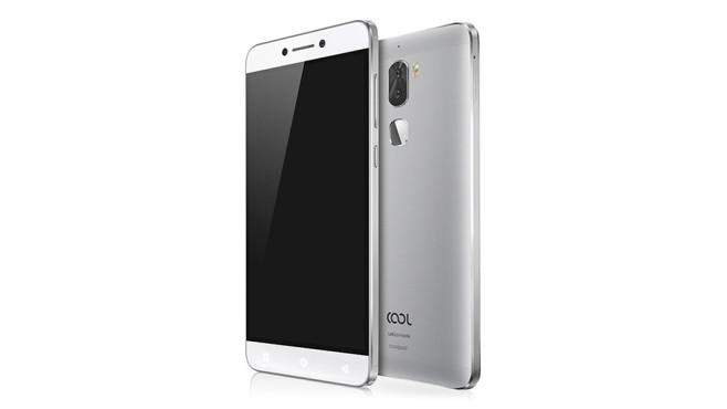 Smartphone CoolPad Cool1 ©CoolPad, LeEco