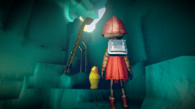 Tomorrow Children Bauen © Sony
