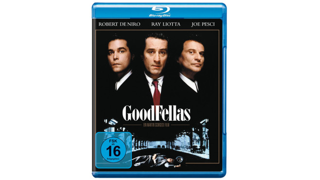 Platz 6: Good Fellas © Amazon