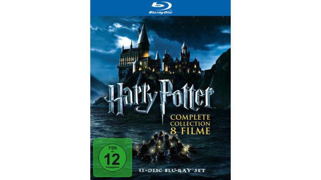 Platz 9: Harry Potter © Amazon