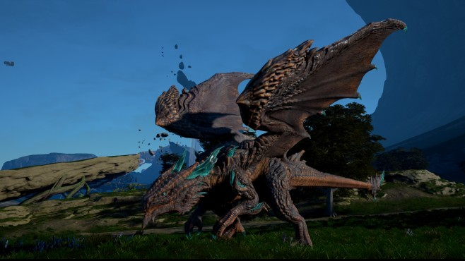 Scalebound: Screenshots © Platinum Games/Microsoft