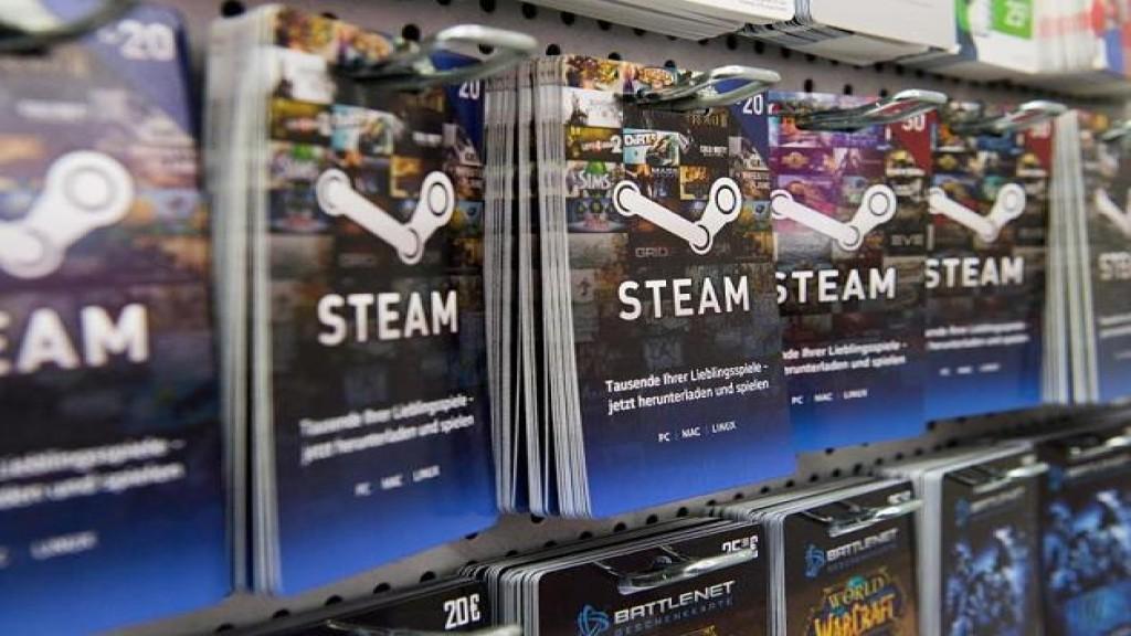 Steam Karten