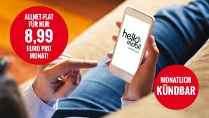 Allnet-Flat Hellomobil ©daviles � Fotolia.com, hello mobil