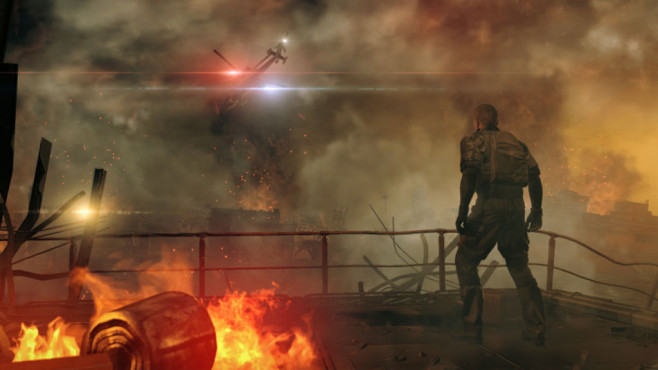 Metal Gear Survive: Rauch © Konami