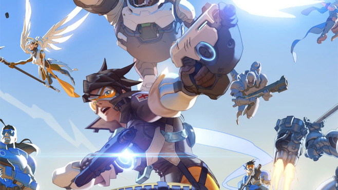 Overwatch: Gratis-Demo © Blizzard