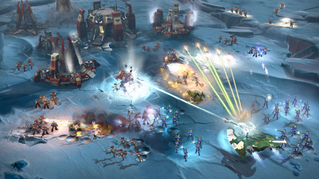 Warhammer 40.000 – Dawn of War 3 © Relic Entertainment