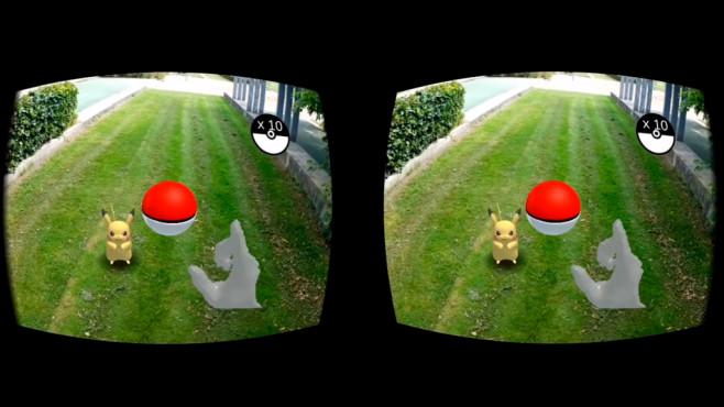 Gestigon: Virtual Reality mit Bewegungserkennung Der 3D-Sensor erkennt die Hand des Spielers und kann diese als Befehle an Programme weitergeben. ©Gestigon