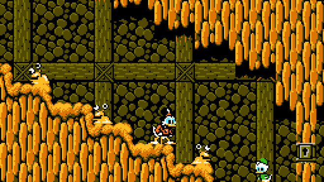 Duck Tales © Capcom