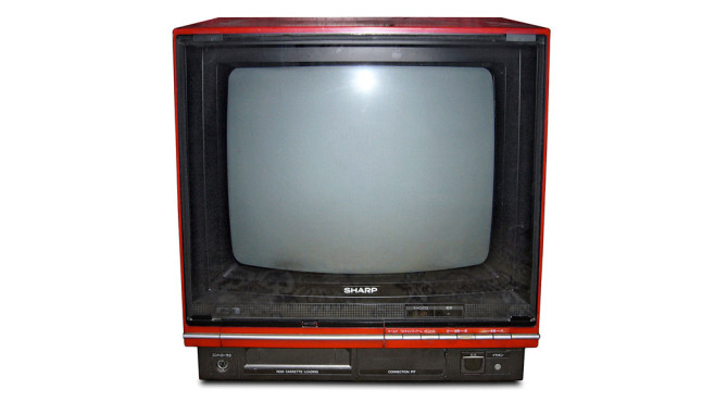Sharp Nintendo Television © Sharp