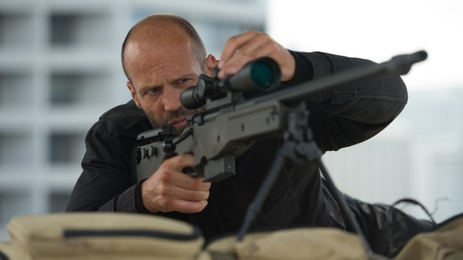 Szene aus The Mechanic 2 – Resurrection: Jason Statham © Universum Film GmbH