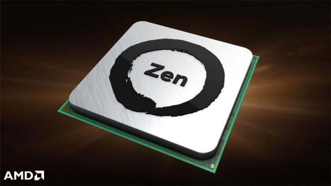 AMD Zen ©AMD