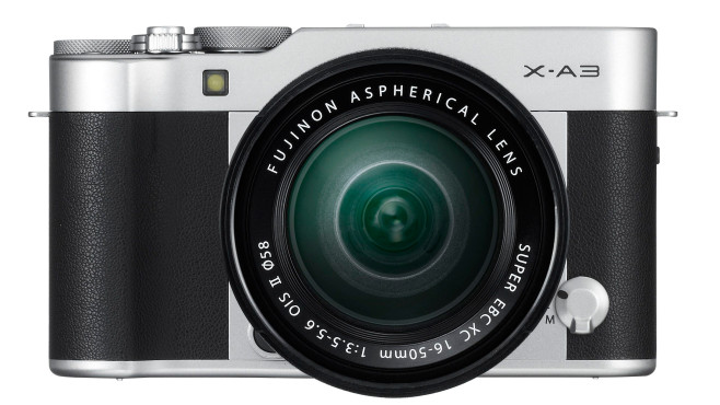 Fujifilm X-A3 ©Fujifilm