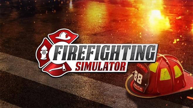 Firefighter Simulator © Astragon