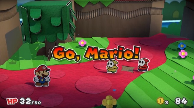 Paper Mario: Color Splash © Nintendo