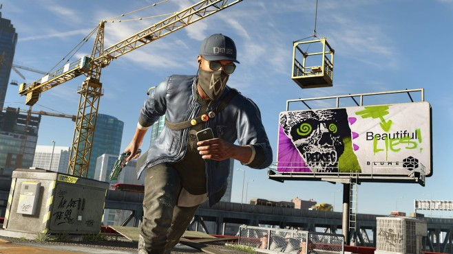 Watch Dogs © Ubisoft