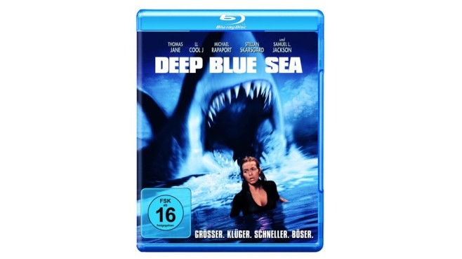 Deep Blue Sea © Amazon