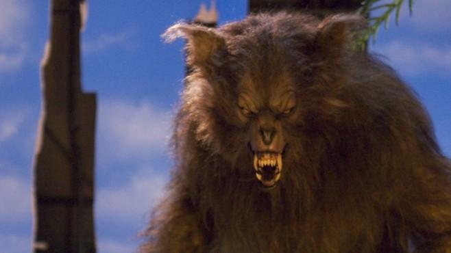 Werwolf in Nahaufnahme ©Eric Lee/ZDF