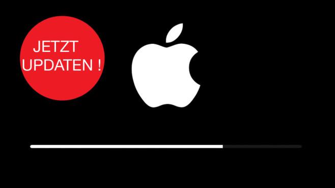 Apple-Update ©Apple