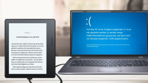 Kindle killt Windows 10 © Amazon, � istock.com/Opka