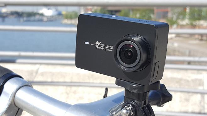 Yi 4K Actioncam ©COMPUTER BILD
