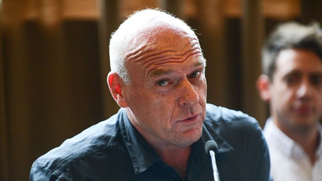 Dean Norris im Interview © lisa Lake/gettyimages
