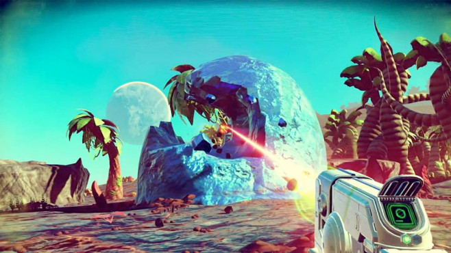 No Man's Sky: Rückerstattung © Hello Games