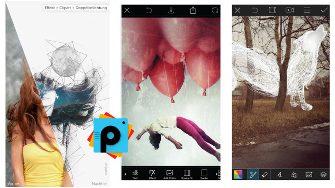 PicsArt – Photo Studio-Editor © PicsArt Inc.