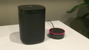 Sonos mit Echo Dot ©COMPUTER BILD