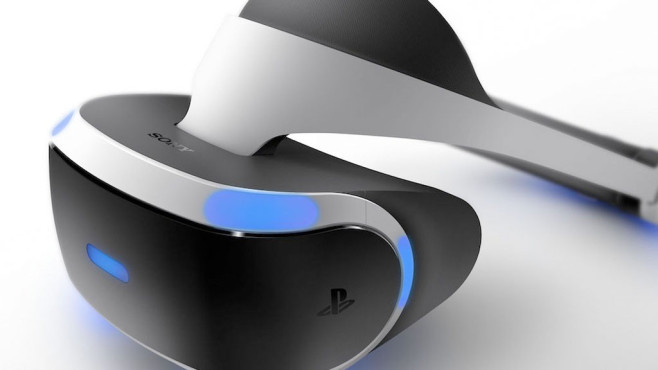 PlayStation VR: Brille © Sony