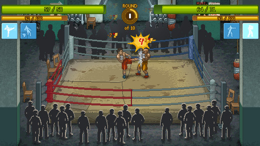 Punch Club © tinyBuild LLC