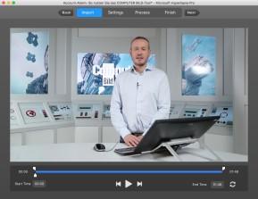 Microsoft Hyperlapse Pro (Mac)