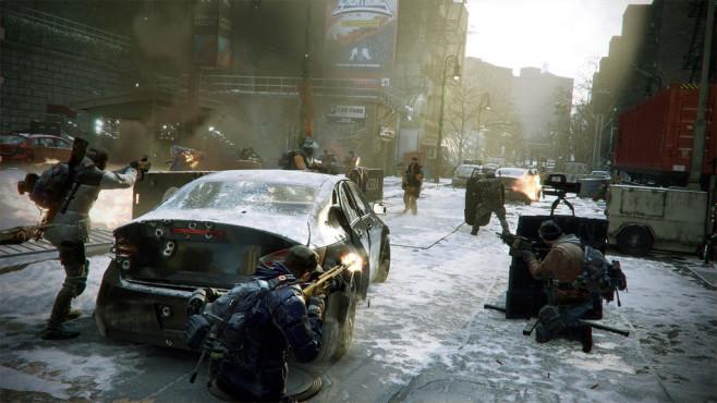 The Division: Testserver ©Ubisoft