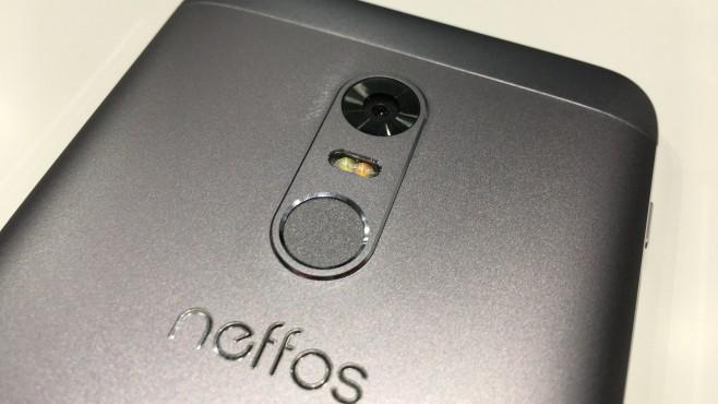 Neffos-Smartphones ©COMPUTER BILD