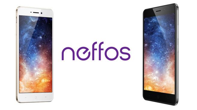 Neffos-Smartphones ©Neffos