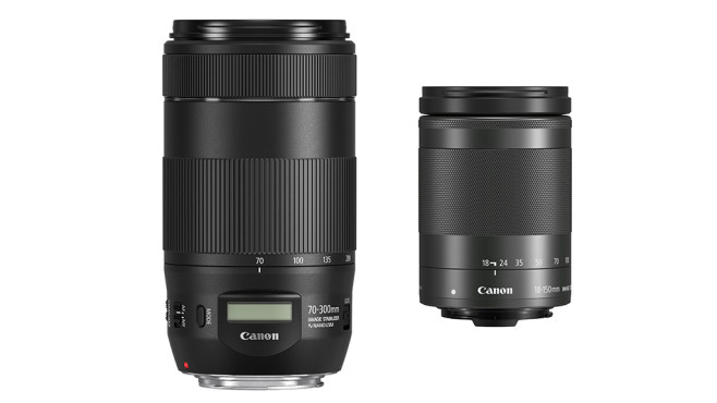Canon EOS M5 ©Canon