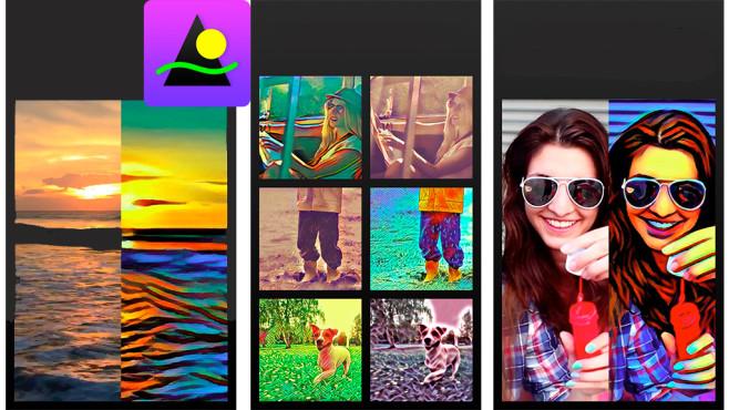 Artisto – Kunst Videofilter ©My.com B.V.