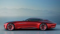 Mercedes-Maybach 6 © Daimler AG