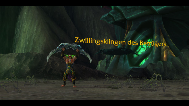 World od Warcraft � Legion: Bilder zum neuen Add-on © Blizzard