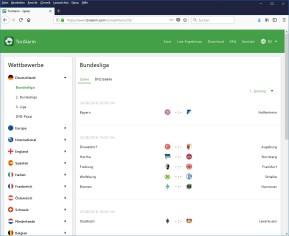 TorAlarm: Fußball-Ergebnisse & Tabelle