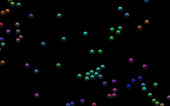 Billardkugel-Schlucker: Billardkugel-Bildschirmschoner ©COMPUTER BILD