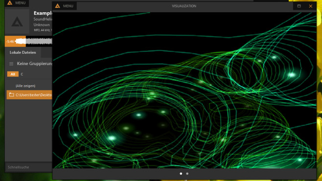 Dancefloor Analyter: AIMP, FileAlyzer ©COMPUTER BILD