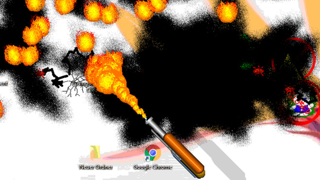 Feuerspucker: Desktop Games ©COMPUTER BILD