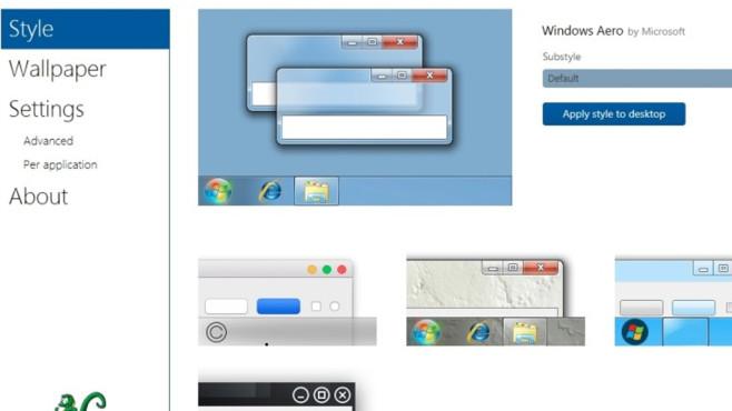 Verkleidungskünstler: WindowsBlinds ©COMPUTER BILD