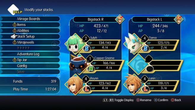 World of Final Fantasy ©Square Enix